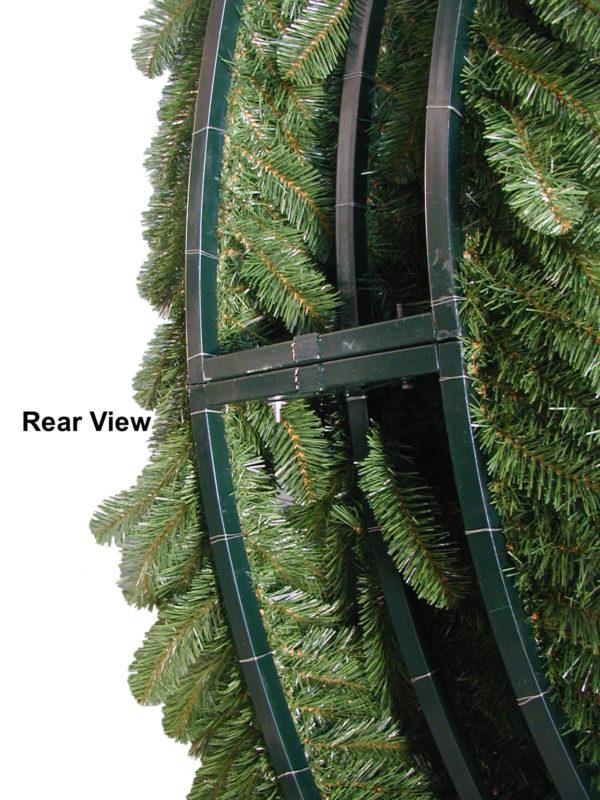 Rear of Wreath