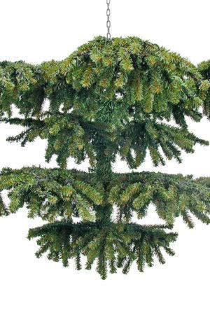 Christmas Chandelier Hinged Medium 1.6m