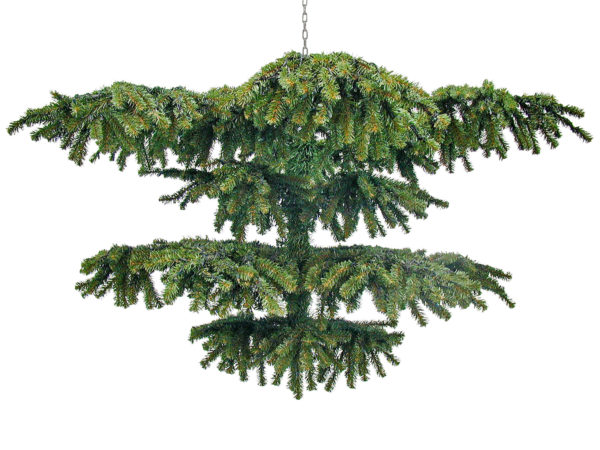 Christmas Chandelier Hinged Large 1.8m