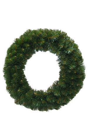 18 inch Alberta Spruce Wreath Green 46cm