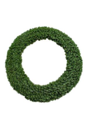 60 inch Alberta Spruce Wreath Green 1.52m