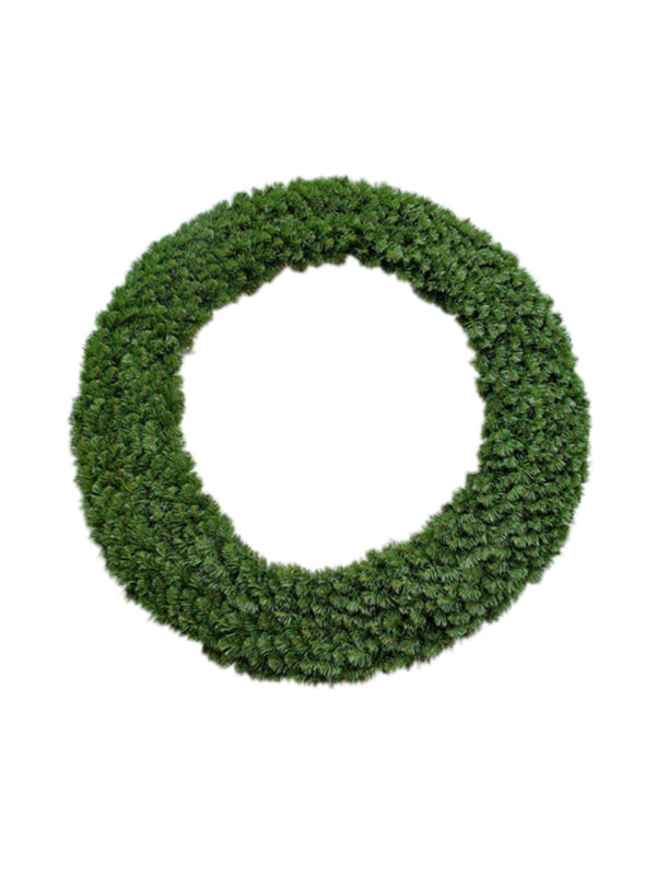 72 inch Alberta Spruce Wreath Green 1.83m