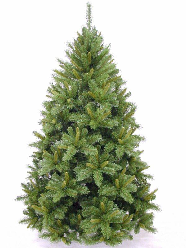 6.5ft New Hampshire Pine Christmas Tree Hinged 1.98m