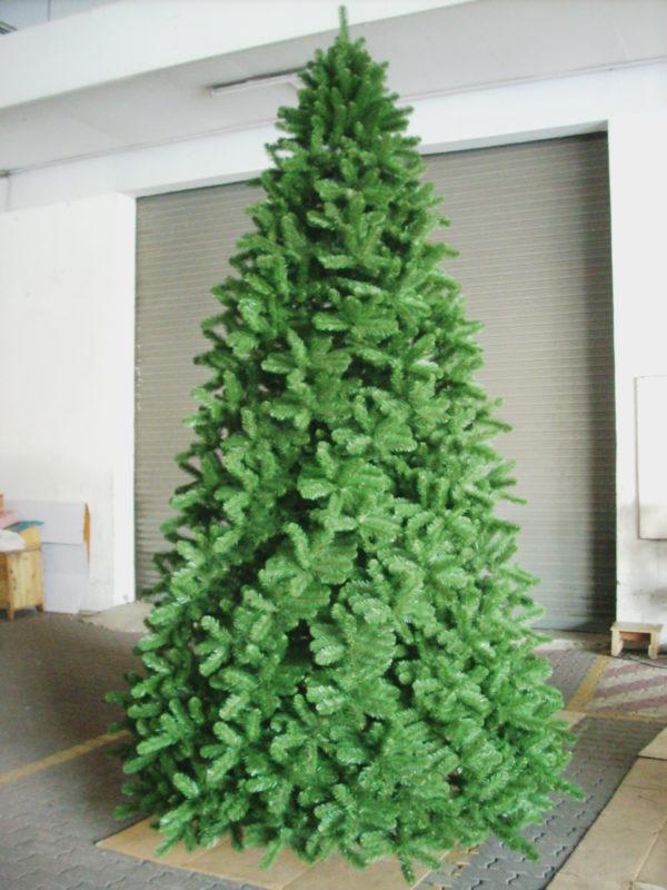 12ft Scandia Spruce Christmas Tree Green 3.66m