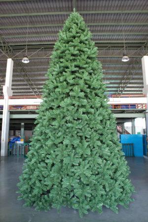 16.5ft Scandia Spruce Christmas Tree Green 5.03m