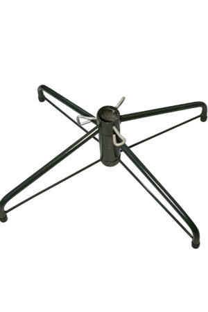 Tree Stand swivel type legs Green for tree height 1.98m