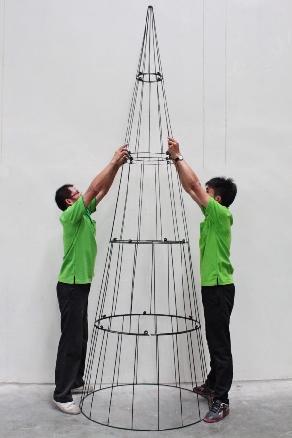 Cone Tree Frame Assembly