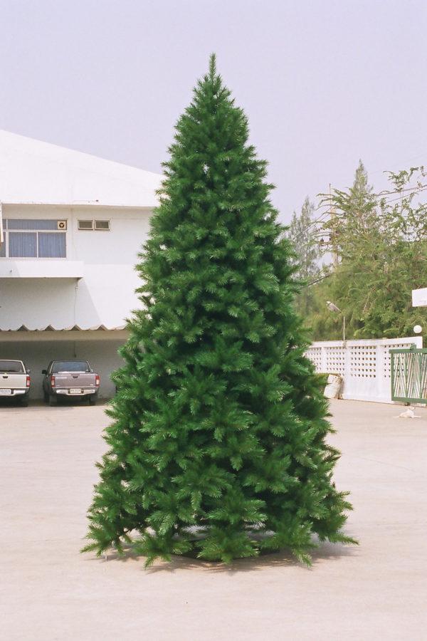 12ft Vienna Spruce Christmas Tree Green 3.66m