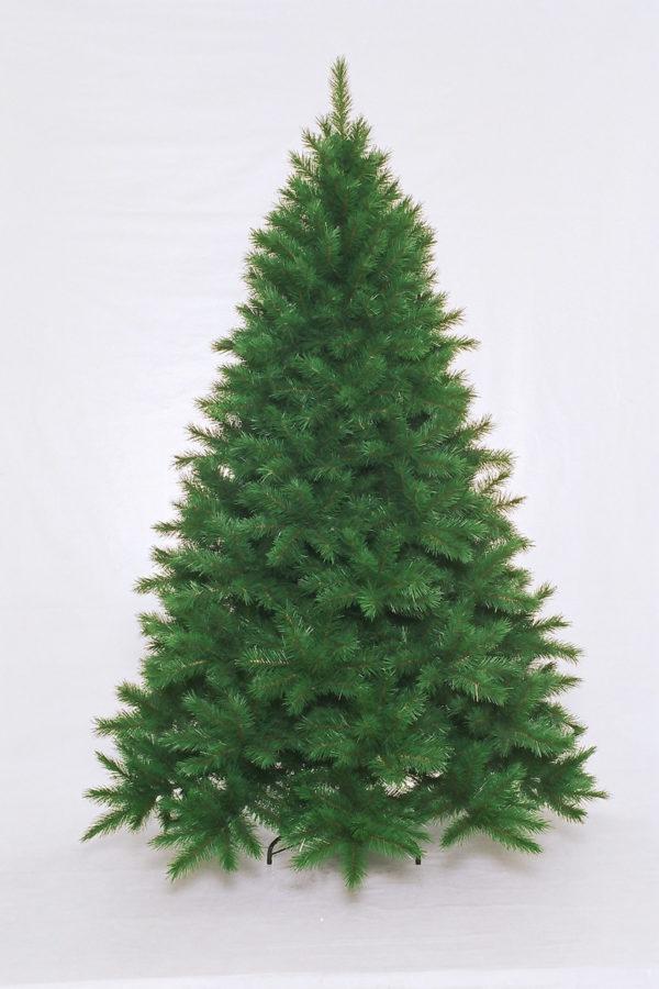 7.5ft Vienna Spruce Christmas Tree Green 2.28m