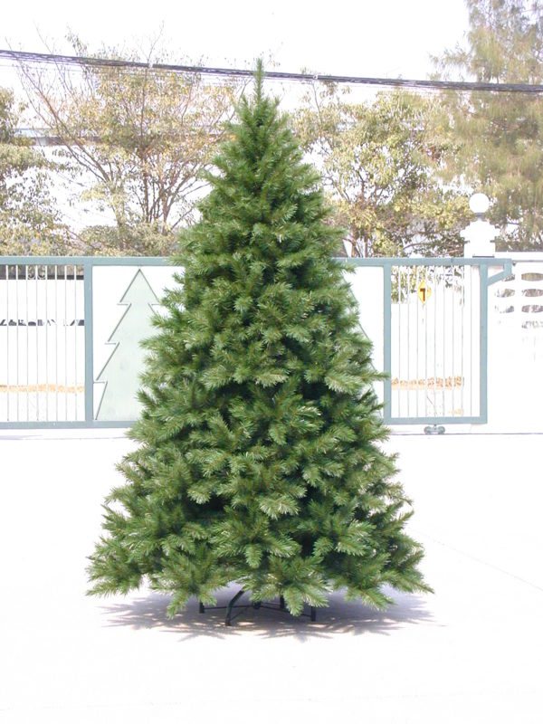 8.5ft Vienna Spruce Christmas Tree Green 2.59m