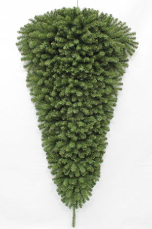 5ft Wall Sequoia Christmas Tree Green 1.52m