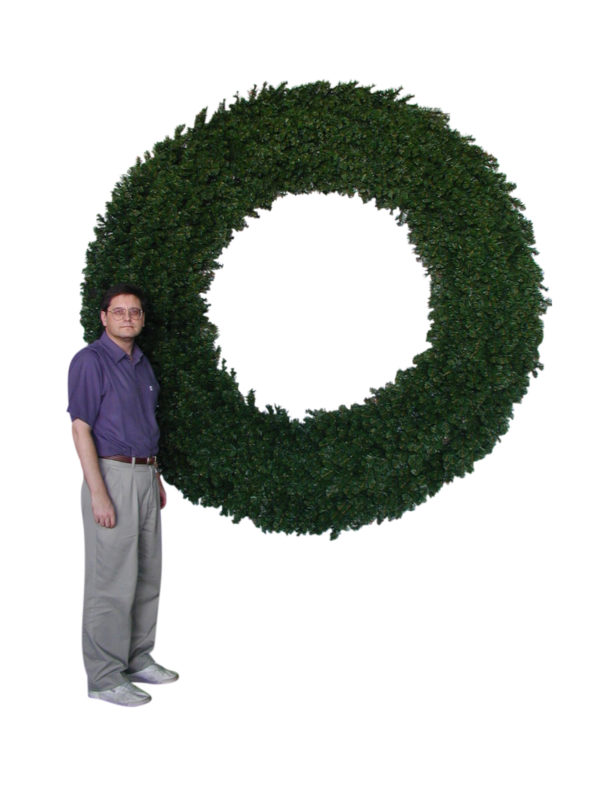 Commercial Wreath