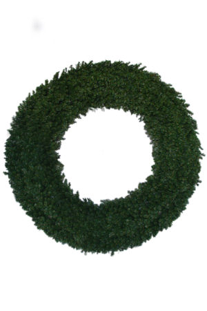 Commercial Wreath Green 2.0m