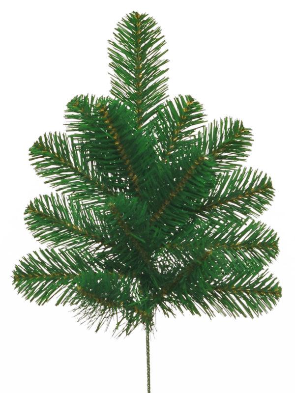 Christmas Spray Alberta Spruce Green – 41cm