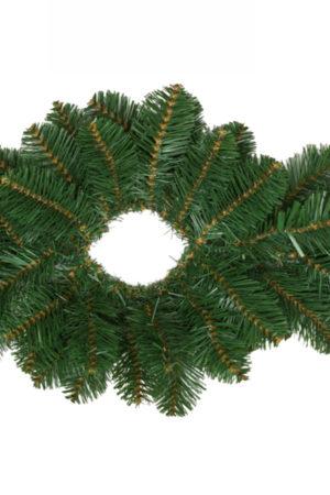 Christmas Table Centrepiece Alberta Spruce Green – 66cm