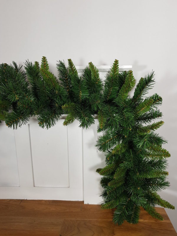 9ft Garland New Hampshire Two Tone Green 2.74m