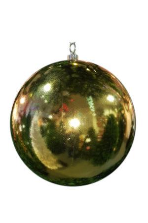 Christmas Ball 300mm Glossy Gold