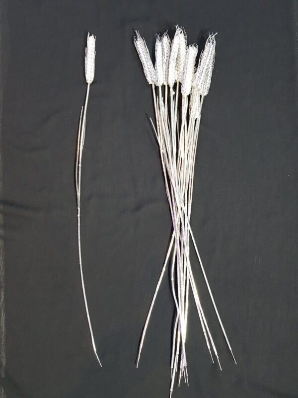 Wheat Single silver plated