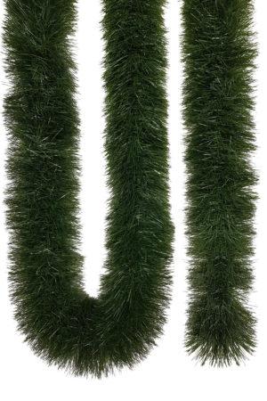 Forest Garland 5.5m (18ft) 10 ply – 150mm Dark Green