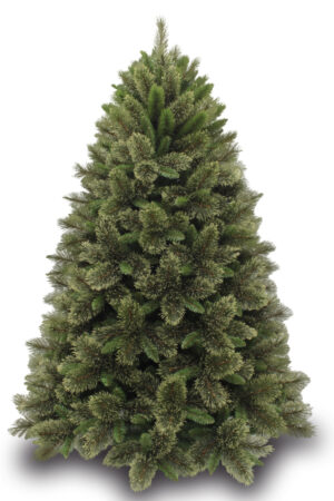 7ft American Cashmere Christmas Tree Green 2.13m
