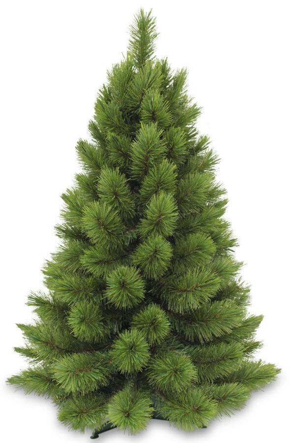 3ft Pitch Pine Christmas Tree Green 91cm