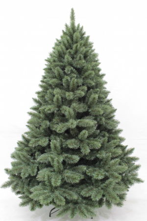 7ft Pitch Pine Christmas Tree New Growth Blue 2.13m
