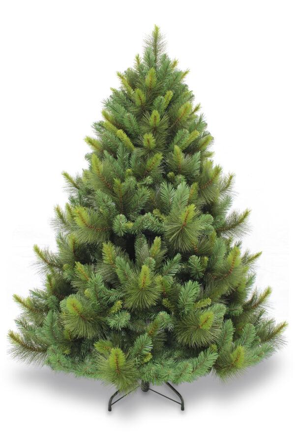 6ft Ponderosa Pine Christmas Tree Green 1.83m