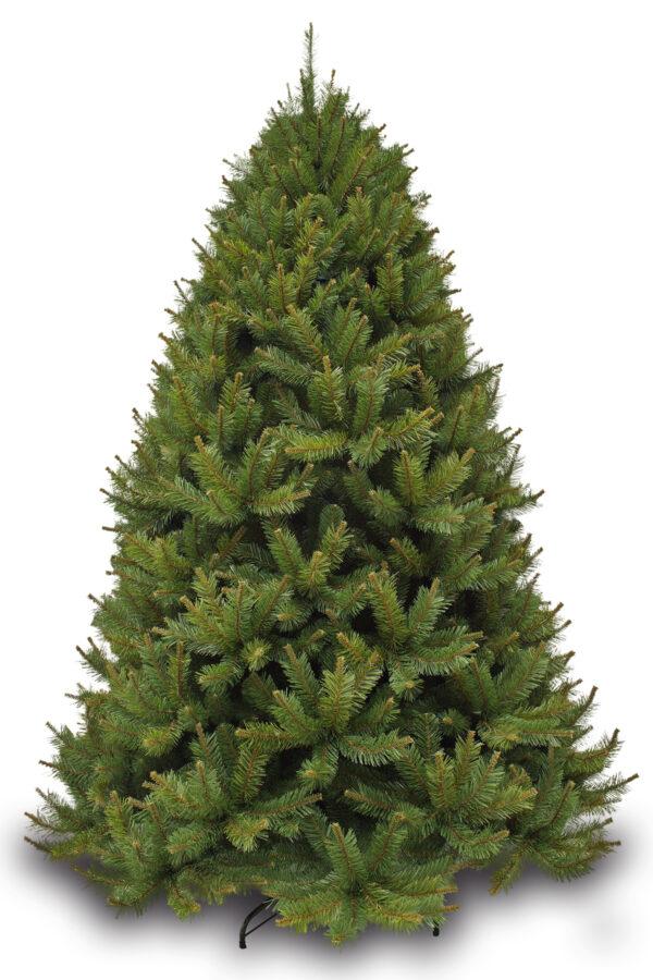 7ft Glendale Pine Christmas Tree Green 2.13m