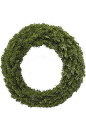 36 inch Pitch Pine Wreath Green 91cm