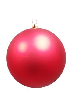 Christmas Ball 300mm Matt Red