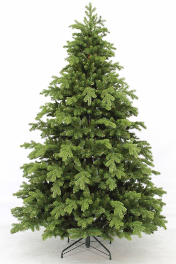 7ft Bavarian Pine Christmas Tree Green 2.13m