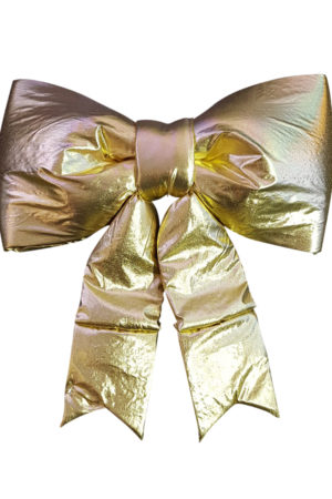 Bow Gold Large
