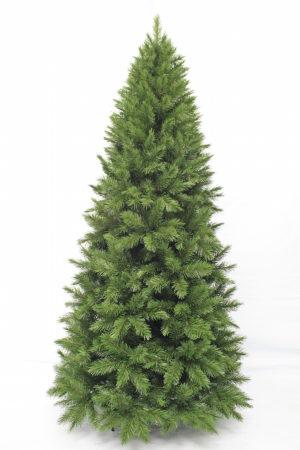 7ft Slim Vienna Spruce Christmas Tree Green 2.13m