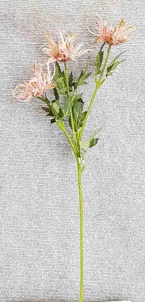 Eryngium Branch 68 cm – Pink