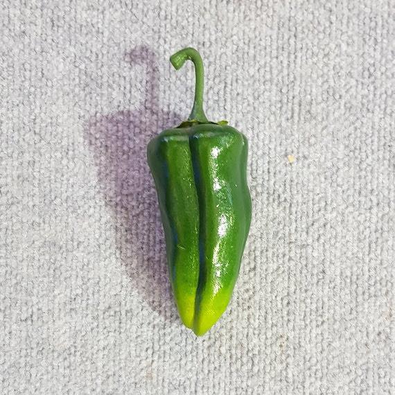 Vegetable Pepper Long Green Single
