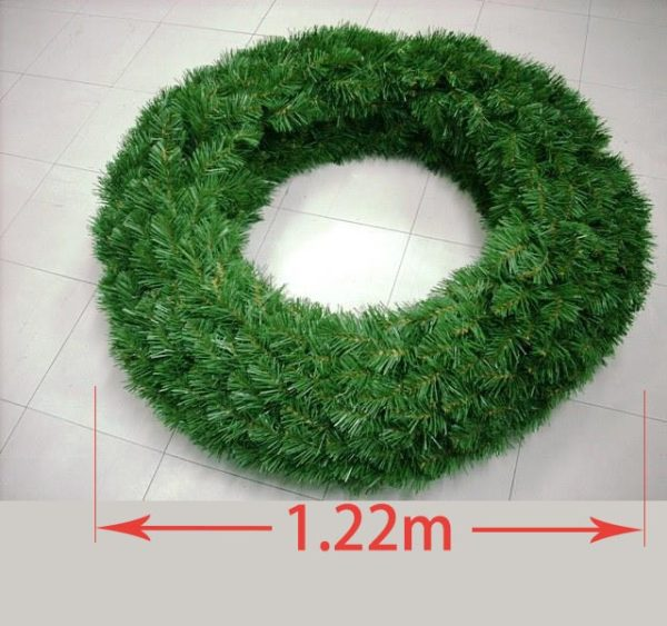 Double Sided Wreath