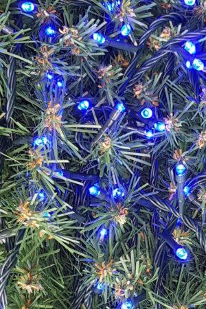 Fairy Christmas light string x 280 LED Blue Light – Indoor Outdoor