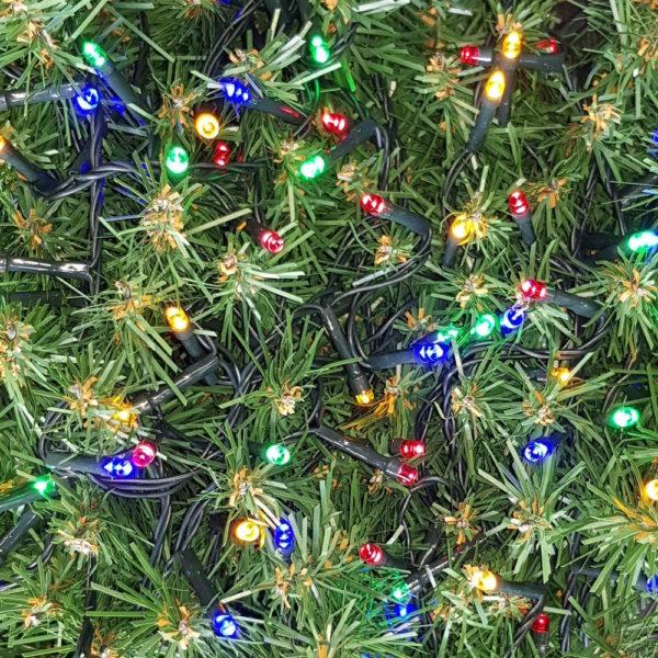 Fairy Christmas LED light string x 560 Multi Colour Light  – Indoor Outdoor