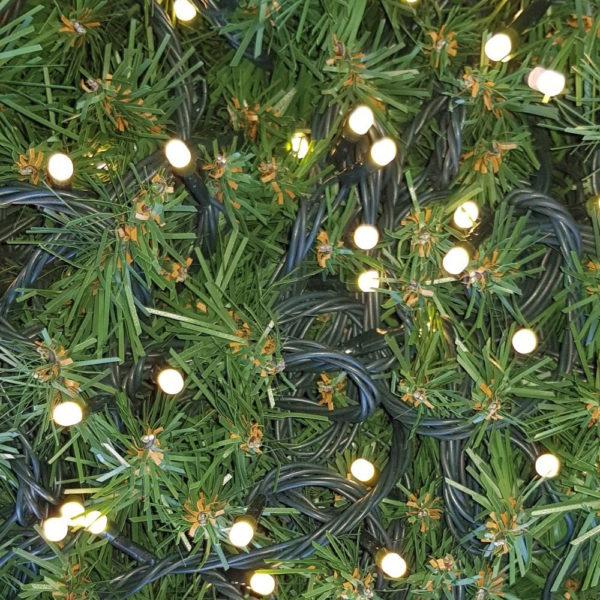 Christmas Tree lights set of 320 Warm White LED Lights