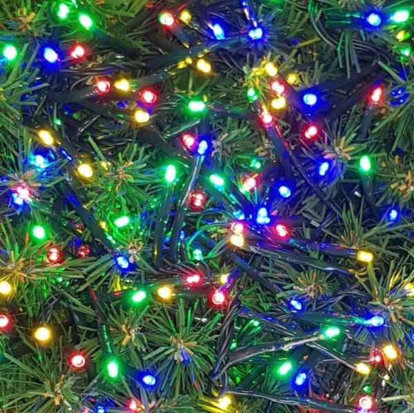 Christmas Tree Lights Multi