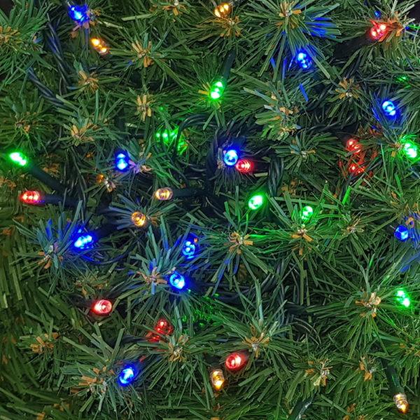 100 LED Christmas Lights Multi