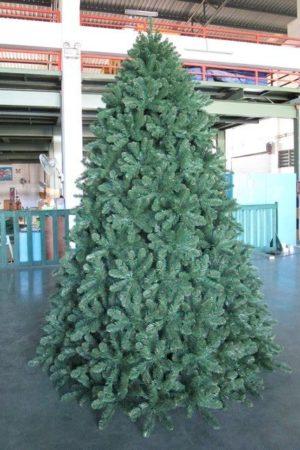Pinewood Spruce Christmas Tree Outdoor