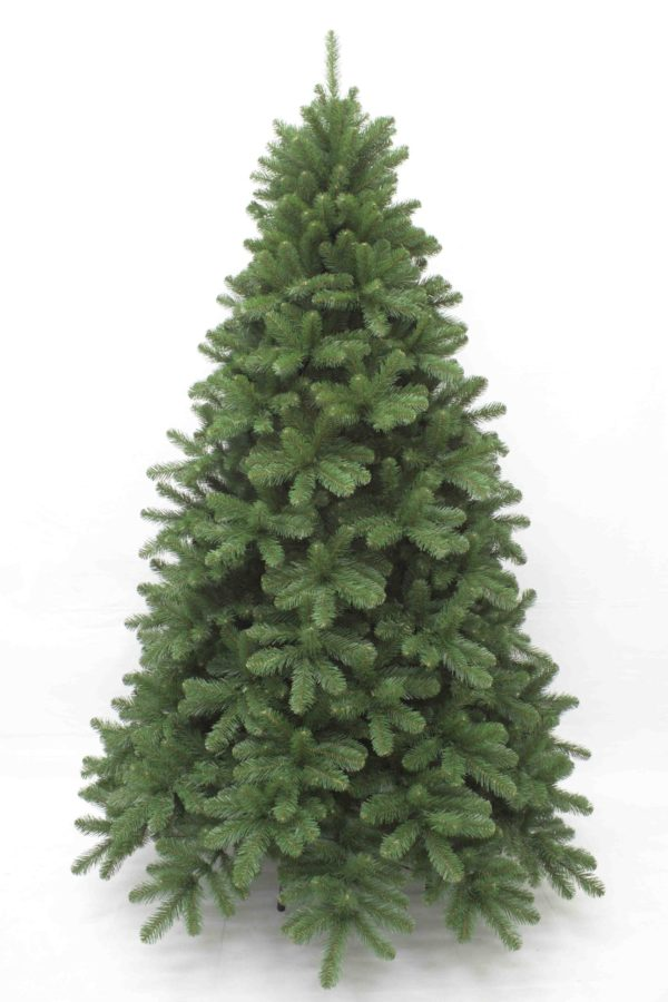 6ft Scandia Spruce Christmas Tree Hinged Green 1.83m