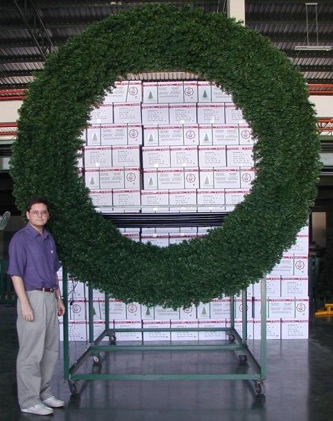 Commercial Wreath 3m