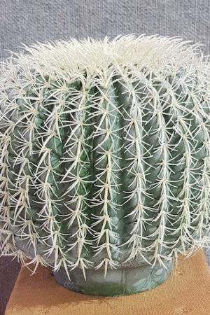 Fake Cactus – Echinocactus Grusonii Giant