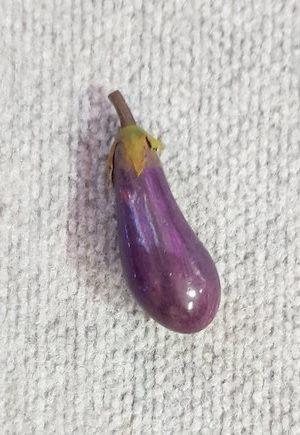 Vegetable Eggplant Small Single