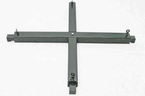 Cone Tree Outdoor Cross Stand for 10ft to 16ft 3.05m to 4.26m
