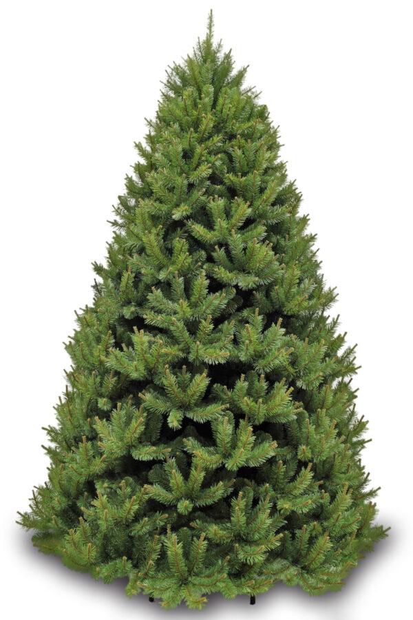 9ft Glendale Pine Christmas Tree Green 2.74m