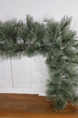 9ft Mountain Cashmere Christmas Garland 2.74m