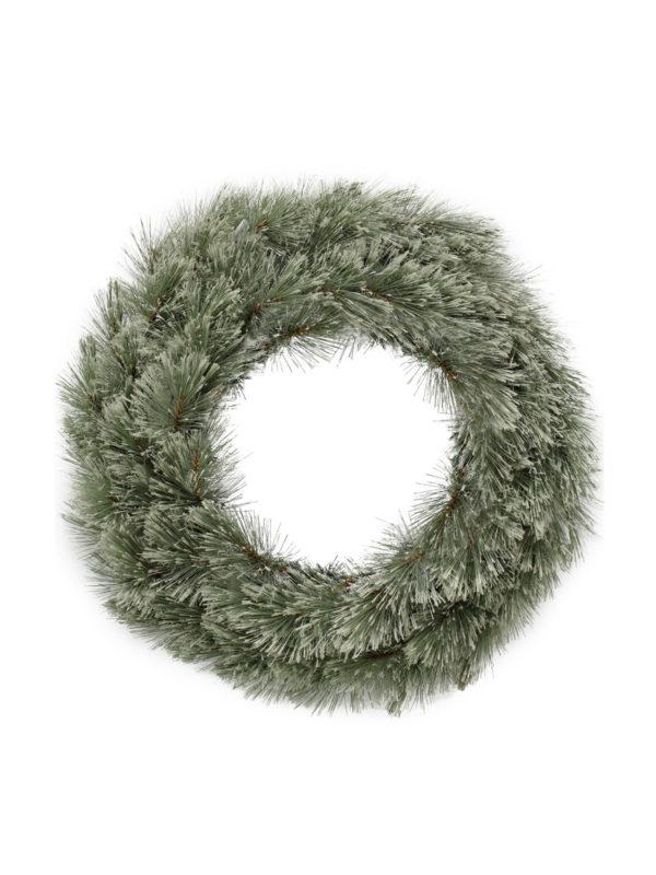 24 inch Mountain Cashmere Christmas Wreath 61cm